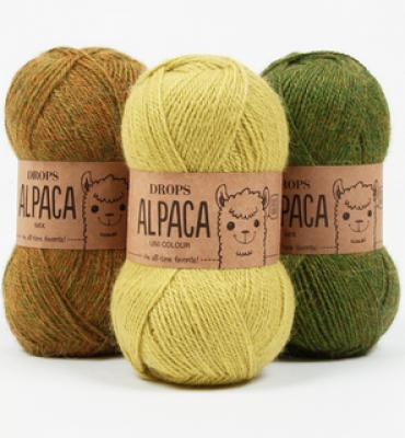 DROPS Alpaka