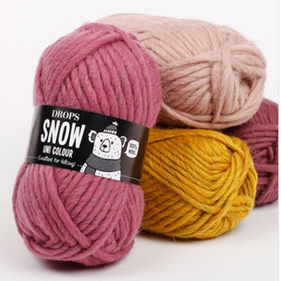 DROPS Eskimo/SNOW